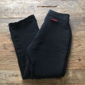 Vintage Peregrine Sun Valley Ski Pants Black 8R